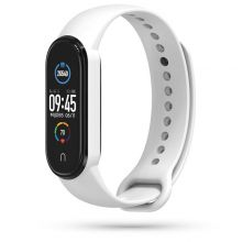 PASEK TECH-PROTECT ICONBAND XIAOMI MI SMART BAND 5/6 WHITE