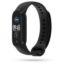 PASEK TECH-PROTECT ICONBAND XIAOMI MI SMART BAND 5/6 BLACK