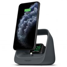 SPIGEN S316 2IN1 IPHONE & IWATCH CHARCOAL