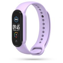 PASEK TECH-PROTECT ICONBAND XIAOMI MI SMART BAND 5/6 PURPLE