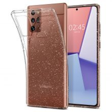 ETUI SPIGEN LIQUID CRYSTAL GALAXY NOTE 20 GLITTER CRYSTAL