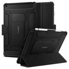"ETUI SPIGEN RUGGED ARMOR ""PRO"" IPAD 7/8 10.2 2019/2020 BLACK"