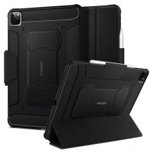 "ETUI SPIGEN RUGGED ARMOR ""PRO"" IPAD PRO 12.9 2018/2020 BLACK"