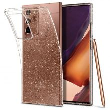 ETUI SPIGEN LIQUID CRYSTAL GALAXY NOTE 20 ULTRA GLITTER CRYSTAL