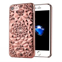 ETUI CASSY DIAMOND IPHONE 7/8 ROSE GOLD