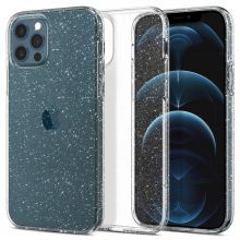 ETUI SPIGEN LIQUID CRYSTAL IPHONE 12/12 PRO GLITTER CRYSTAL