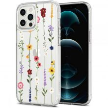 ETUI SPIGEN CYRILL CECILE IPHONE 12/12 PRO FLOWER GARDEN