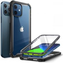ETUI SUPCASE IBLSN ARES IPHONE 12/12 PRO BLACK