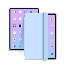 ETUI TECH-PROTECT SMARTCASE IPAD AIR 4 2020 SKY BLUE