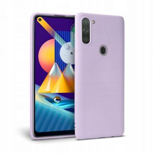 ETUI TECH-PROTECT ICON GALAXY M11 VIOLET