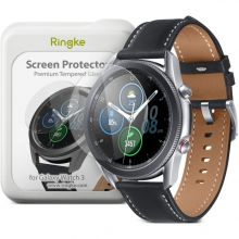 SZKŁO HARTOWANE RINGKE ID-4PACK GALAXY WATCH 3 45MM CLEAR
