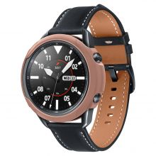 ETUI SPIGEN LIQUID AIR GALAXY WATCH 3 45MM BRONZE