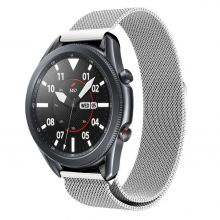 BRANSOLETA TECH-PROTECT MILANESEBAND SAMSUNG GALAXY WATCH 3 45MM SILVER