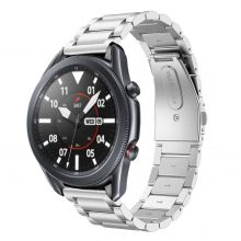 BRANSOLETA TECH-PROTECT STAINLESS SAMSUNG GALAXY WATCH 3 45MM SILVER