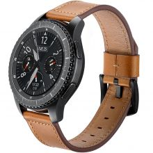 PASEK TECH-PROTECT HERMS SAMSUNG GALAXY WATCH 3 45MM BROWN