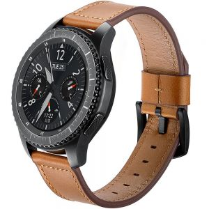 PASEK TECH-PROTECT HERMS SAMSUNG GALAXY WATCH 3 41MM BROWN