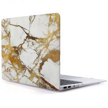 OBUDOWA CASSY MARBLESHELL MACBOOK AIR 13 GOLD