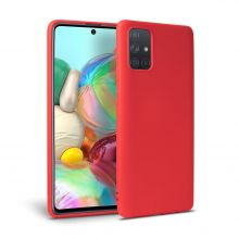 ETUI TECH-PROTECT ICON GALAXY M51 RED