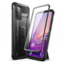 ETUI SUPCASE UNICORN BEETLE PRO GALAXY S20 FE BLACK
