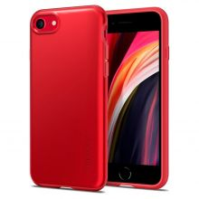 ETUI SPIGEN THIN FIT PRO IPHONE 7/8/SE 2020 RED