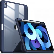 ETUI INFILAND CRYSTAL CASE IPAD AIR 4 NAVY BLUE