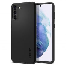 ETUI SPIGEN THIN FIT GALAXY S21+ PLUS BLACK