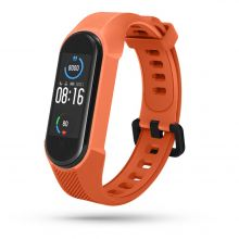 PASEK TECH-PROTECT ARMOUR XIAOMI MI SMART BAND 5/6 ORANGE