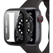 ETUI TECH-PROTECT DEFENSE360 APPLE WATCH 4/5/6/SE (44MM) BLACK