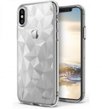 ETUI RINGKE PRISM AIR IPHONE X/10 CLEAR DIAMOND