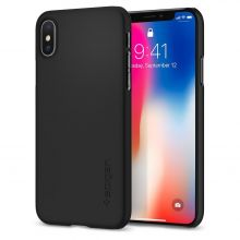 ETUI SPIGEN THIN FIT IPHONE X/10 BLACK