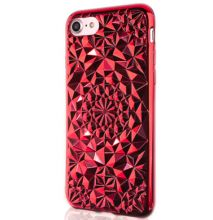 ETUI CASSY DIAMOND IPHONE 7/8 DEEP RED