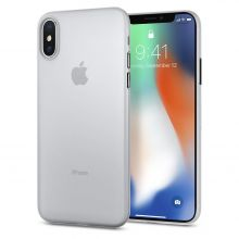 ETUI SPIGEN AIR SKIN IPHONE X/10 CLEAR
