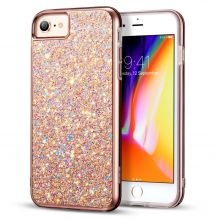 ETUI ESR SPARKLY SEQUINS IPHONE 7/8 ROSE GOLD